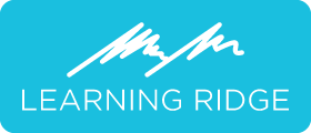 Learning Ridge Logo One Color